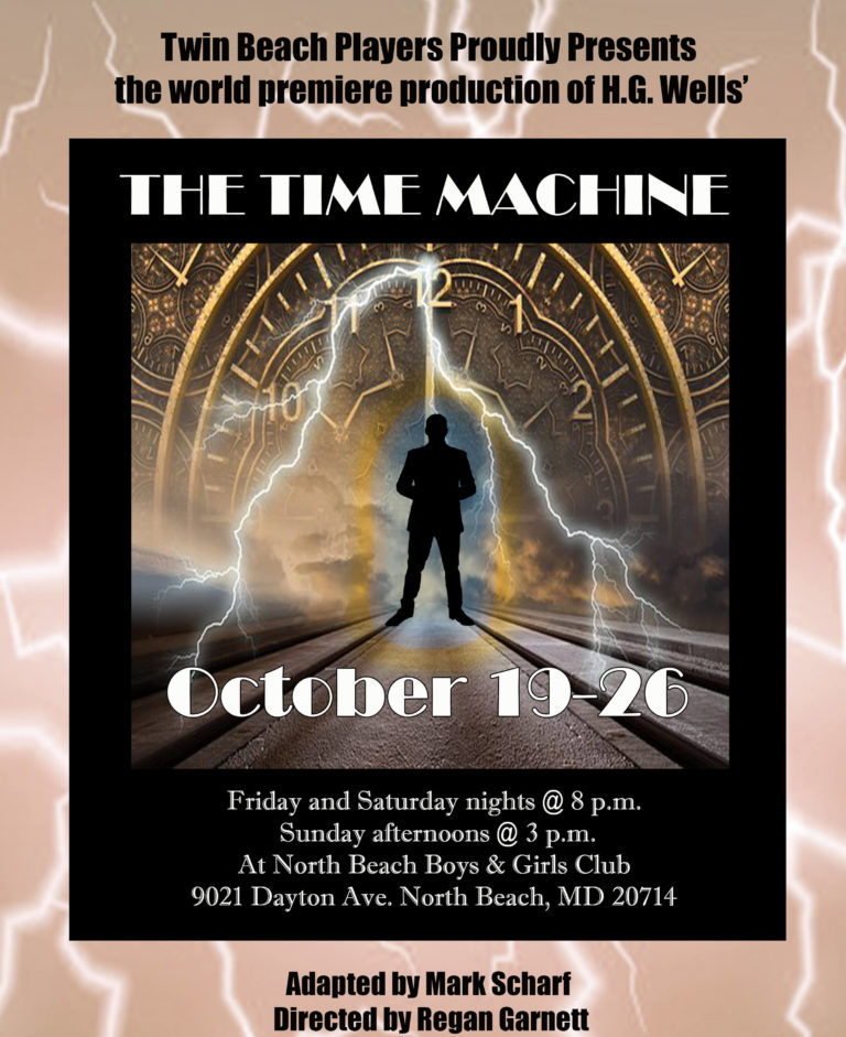 The Time Machine Show Flyer 2018 (1)